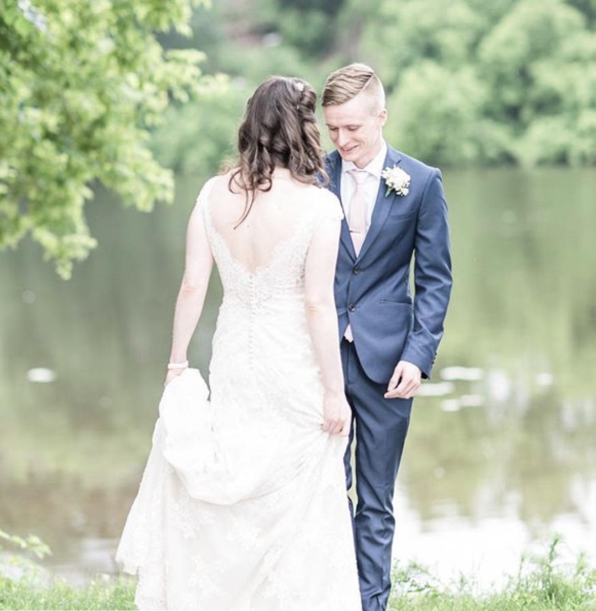 GENEVIEVE & DOUGLAS' WEDDING - ORCHARD VIEW MANOTICK