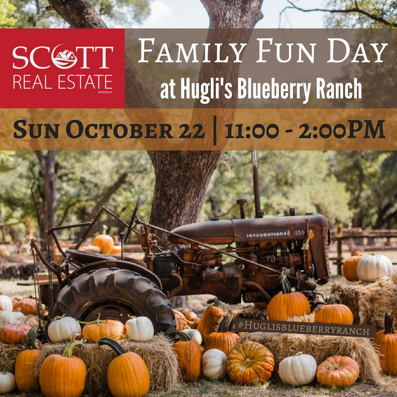 SCOTT REAL ESTATE - FAMILY FUN DAY - EVENT COORDINATION