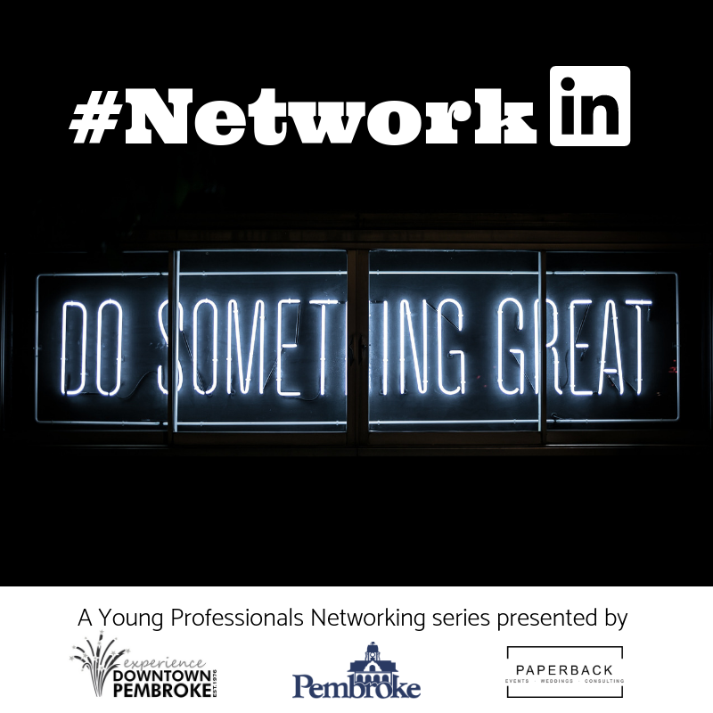 #NetworkIN YOUNG PROFESSIONALS NIGHT - EVENT COORDINATION