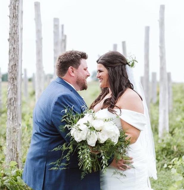 JENNA + KENNY WEDDING - STARBORN FARMS CLARENDON QUEBEC