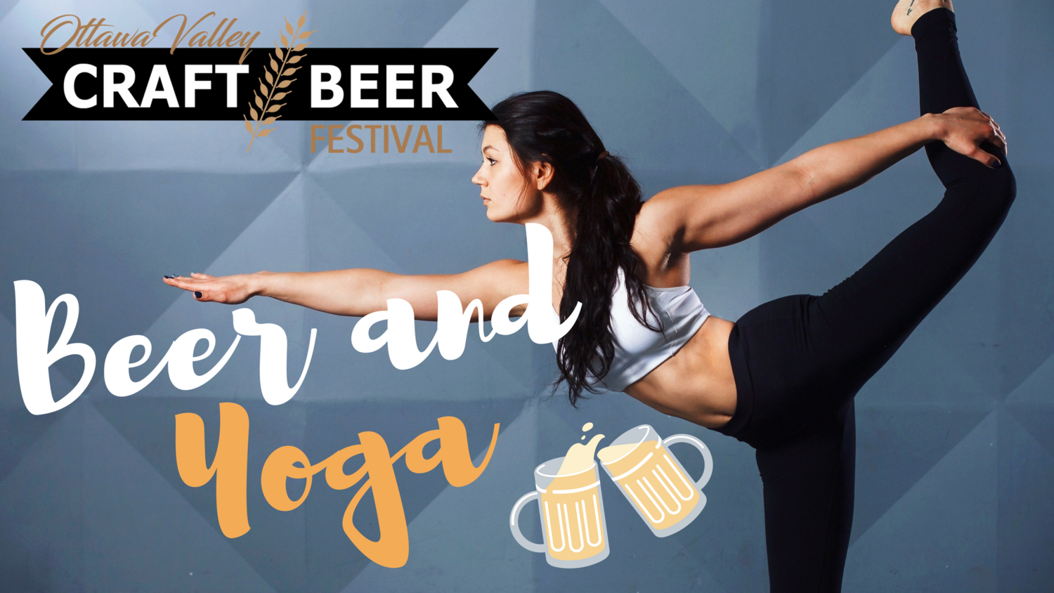 Ottawa Valley Craft Beer Festival - Beer and Yoga - 2019