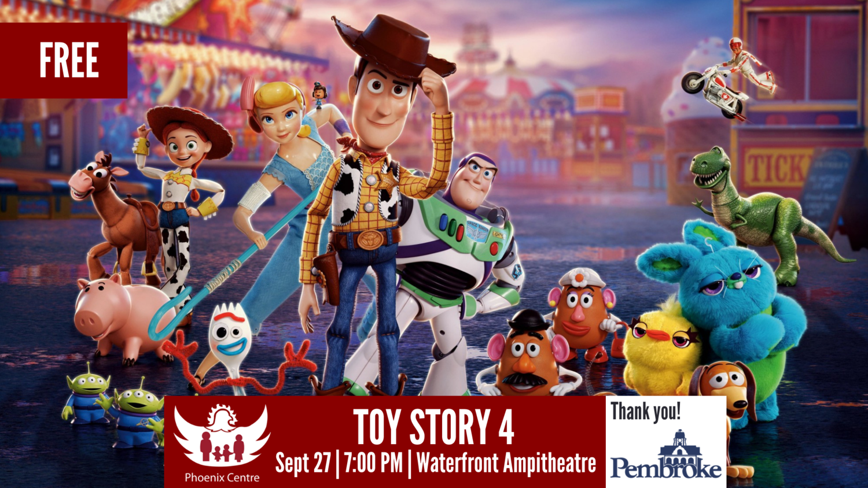 Toy Story 4 - Pembroke Ontario