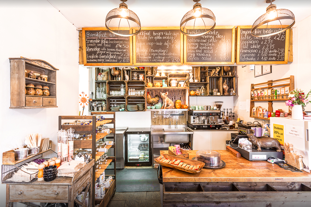 Vegan lifestyle -Vegan Hippo restaurant, Soho