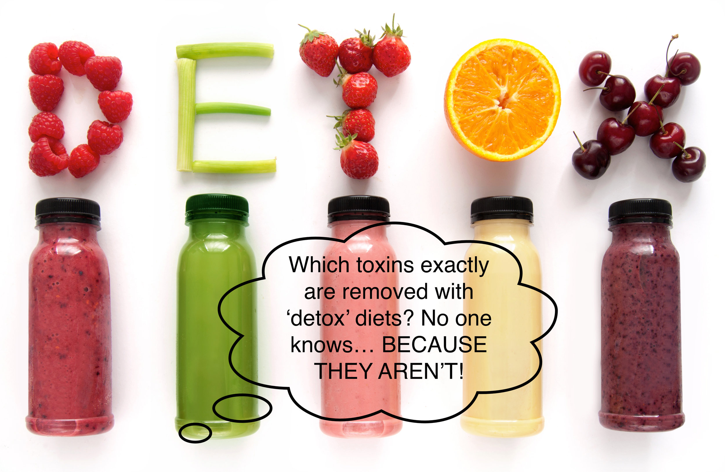 Vegan nutrition - are detox diets actually effective?