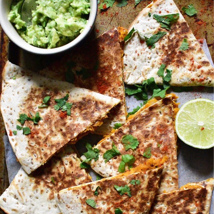 vegan quesadillas recipe sweet potato quesadilla healthy quick easy