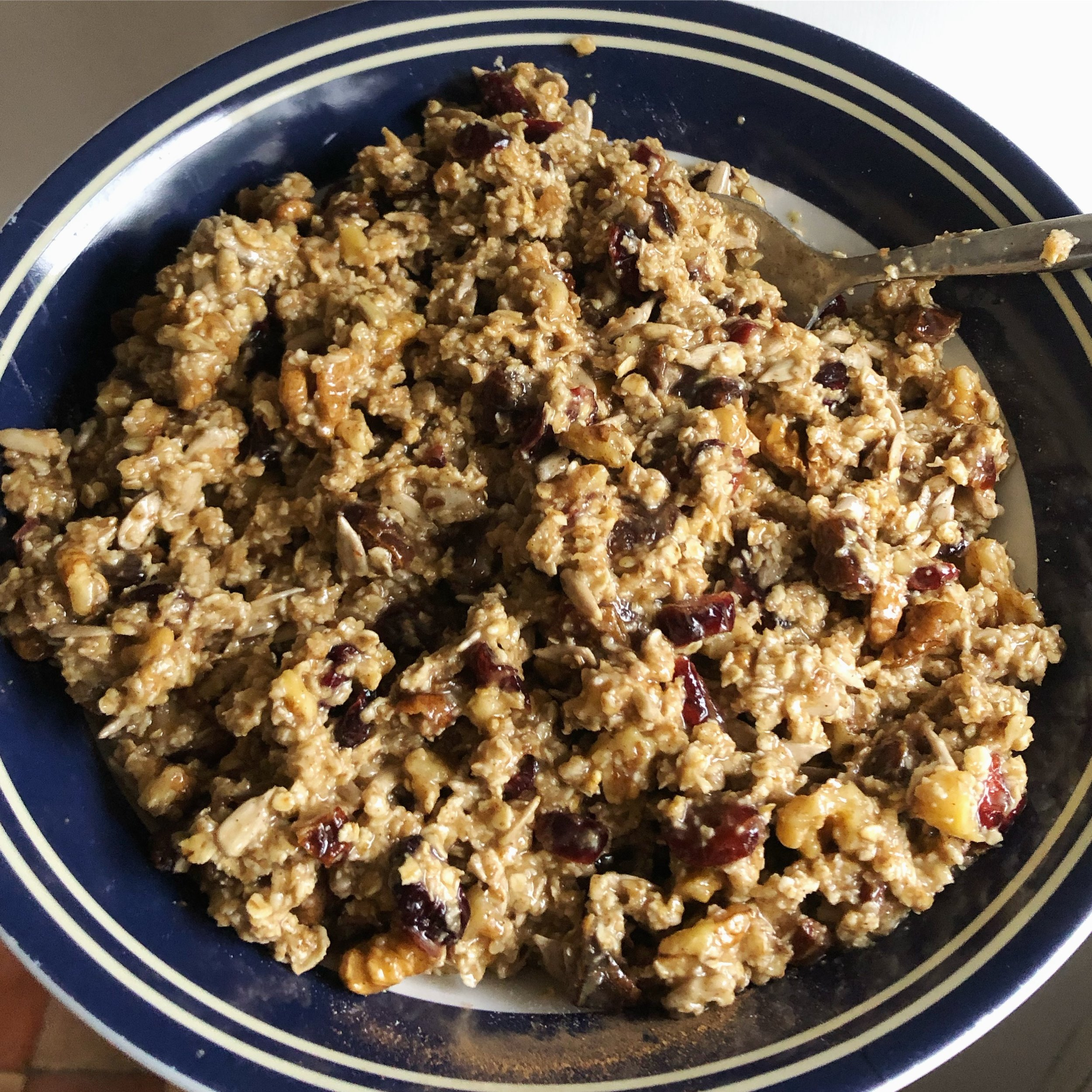 vegan oil free granola recipe healthy quick easy vegan