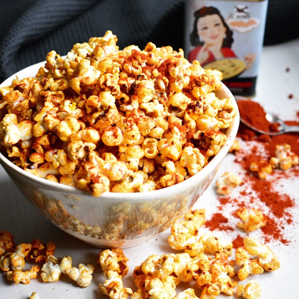 easy homemade smoky popcorn recipe