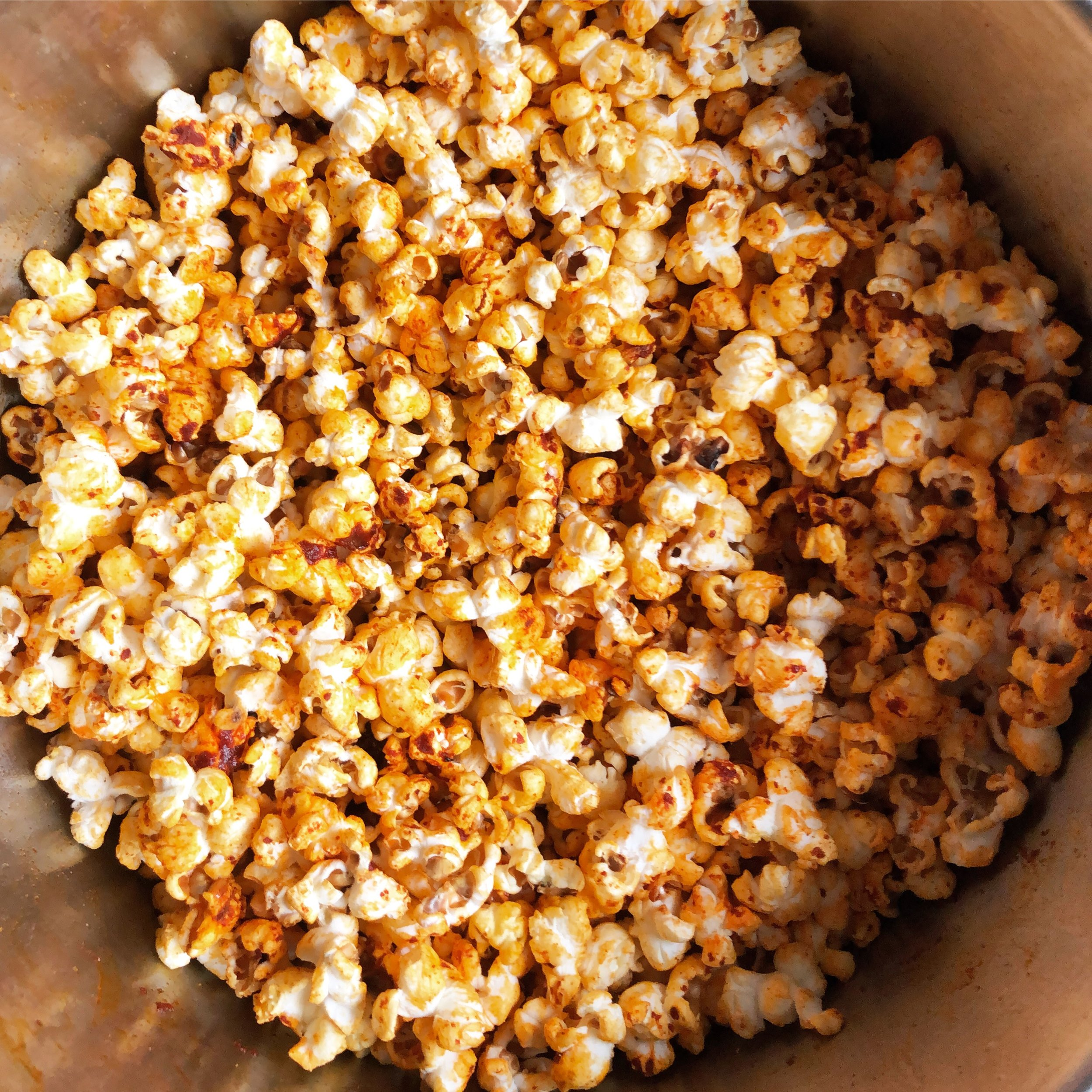 vegan homemade smoky popcorn recipe easy