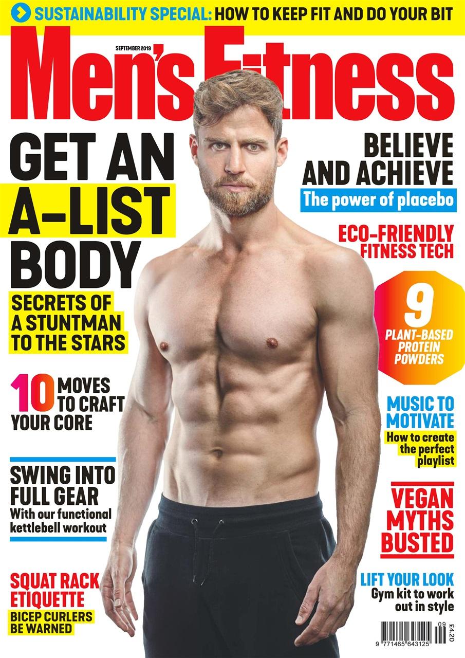 mens fitness uk magazine nutrition article vegan nutritionist feature expert coment