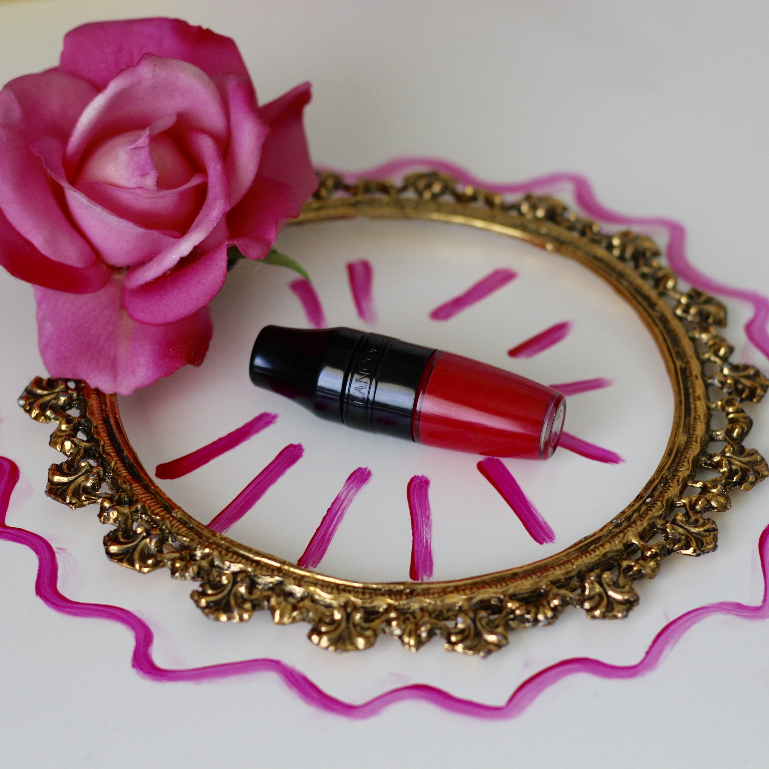 Lancome Matte Shaker in Pink Powder 378