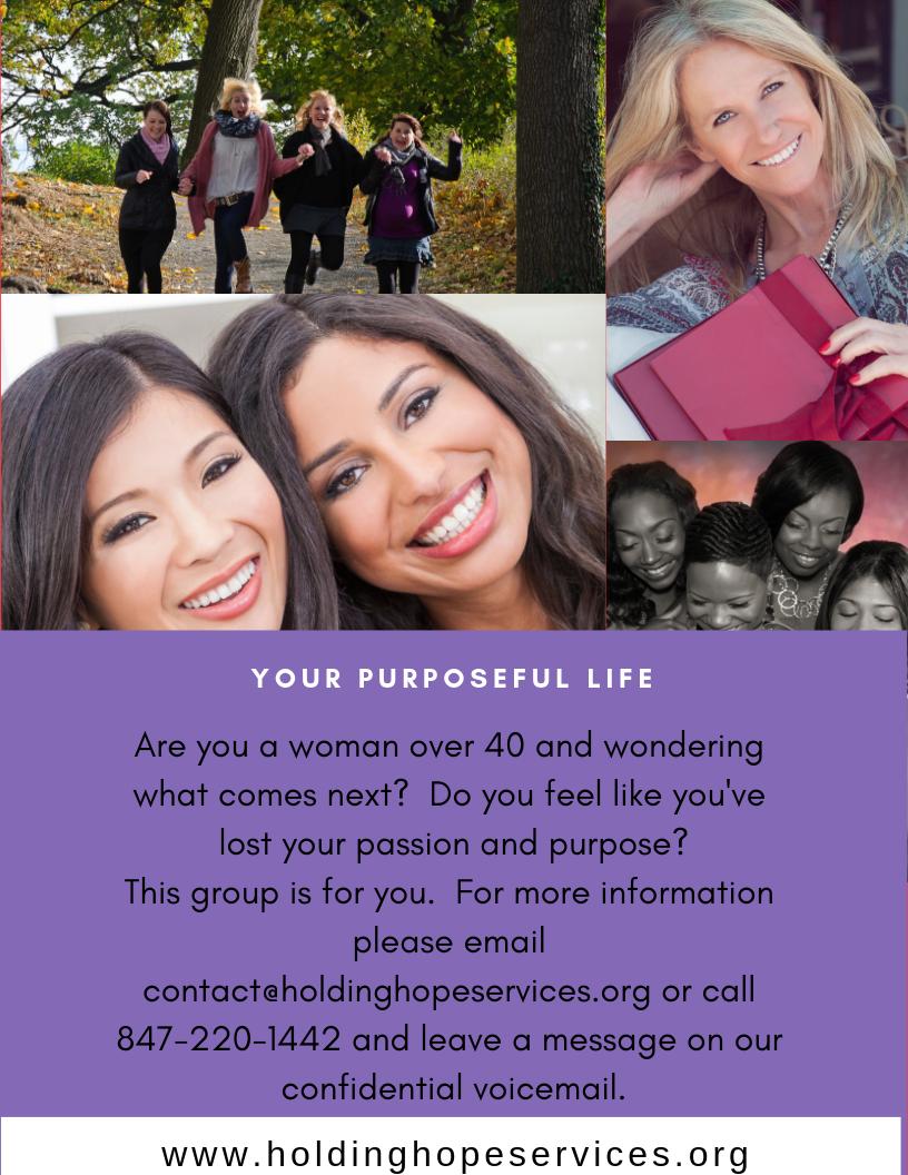 Purposeful Life Group -
