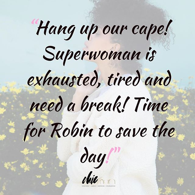 Yesterday was so REAL!!!!! We enjoyed talking about burnout, getting close to our goals, creating plans to take better care of ourselves and we all decided to hang up our cape!!! : Did you love our #CHICCHAT session?! Drop some gems you loved from our session below, we want to hear from our mamas 💕👇🏽