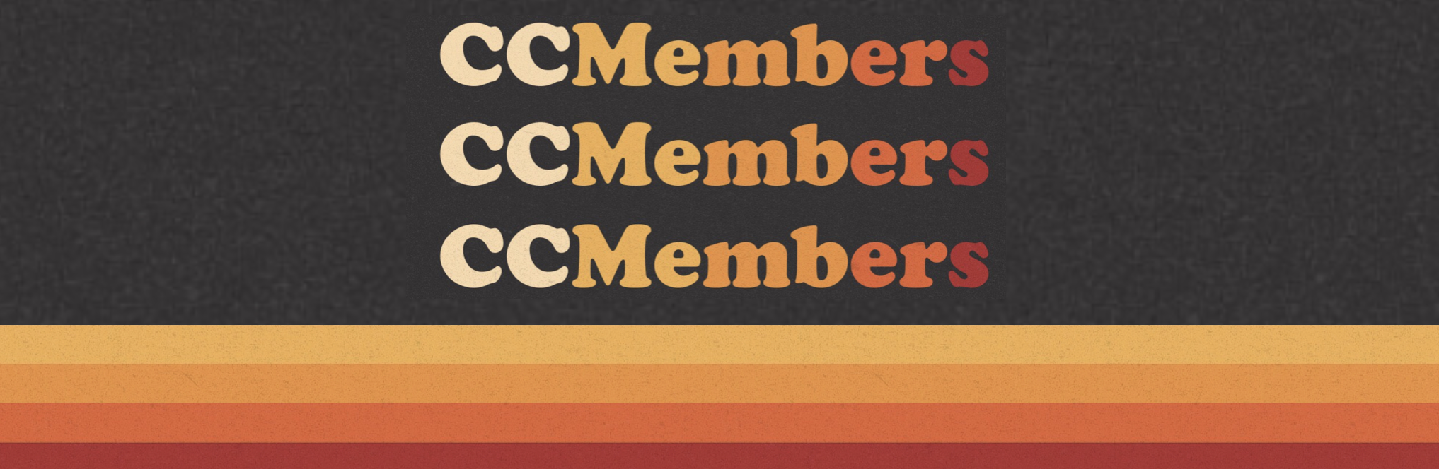 CCMembers banner