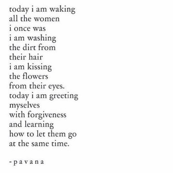 Beautiful truthful words by @mazadohta  #10yearchallenge