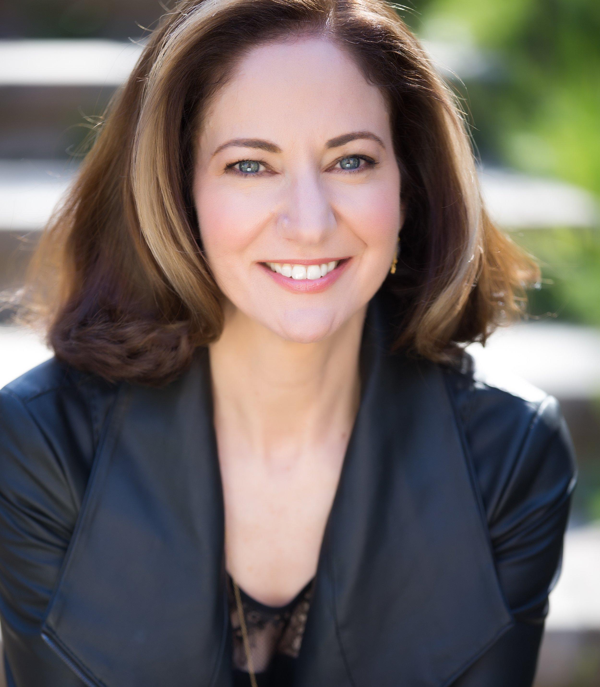 Christina Kovac, author of  The Cutaway