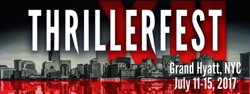 Thrillerfest 2017