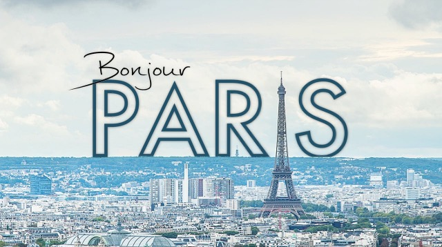 Two days in Paris!