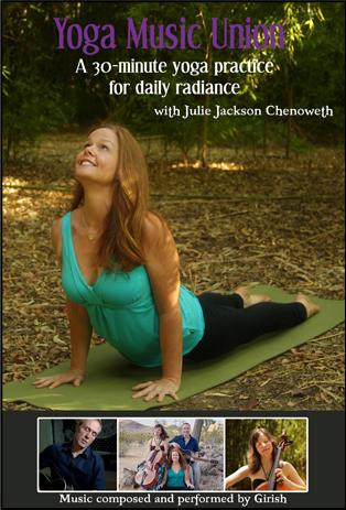 Yoga Music Union DVD