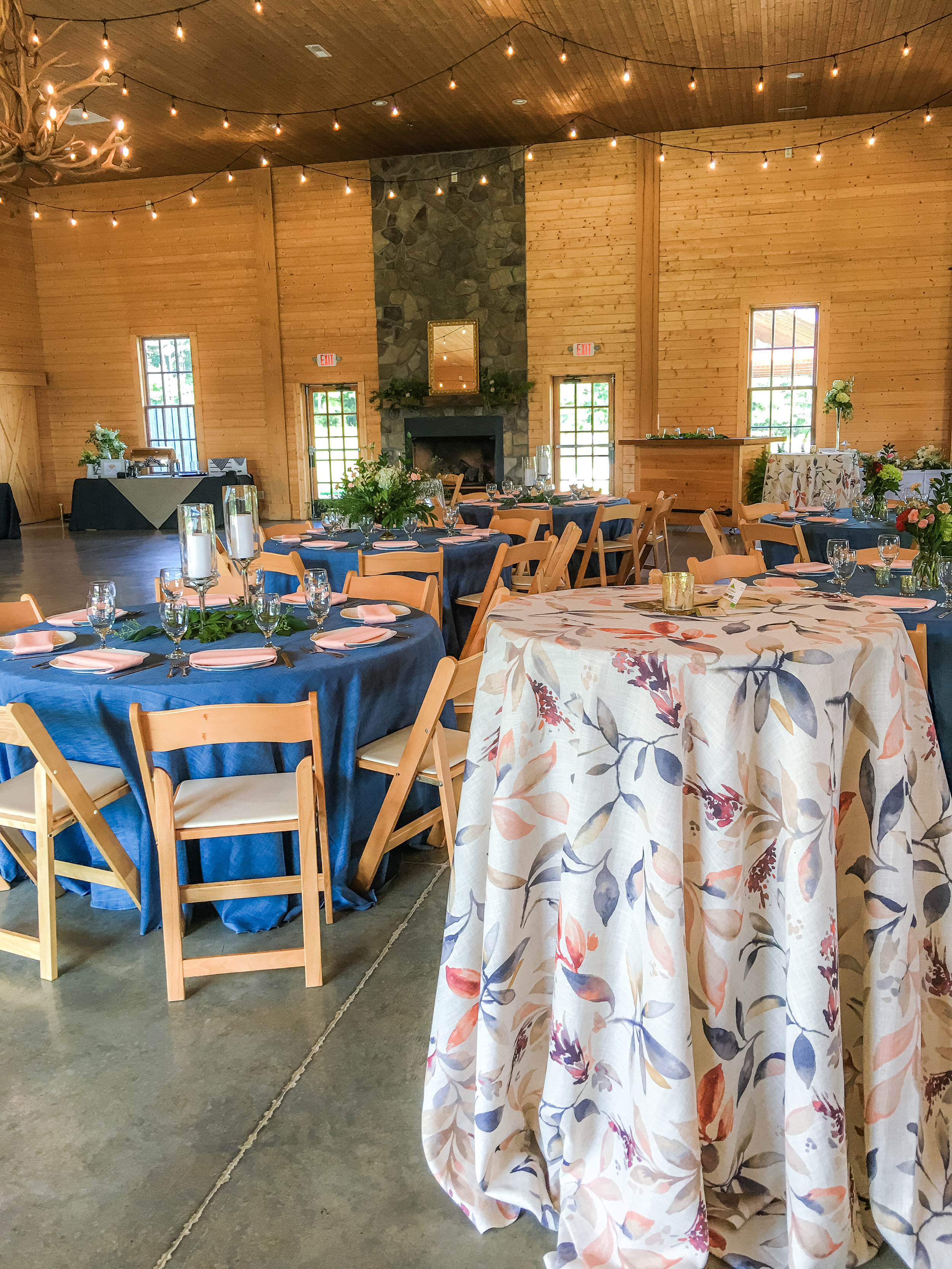 Linen Rental from Party Reflections