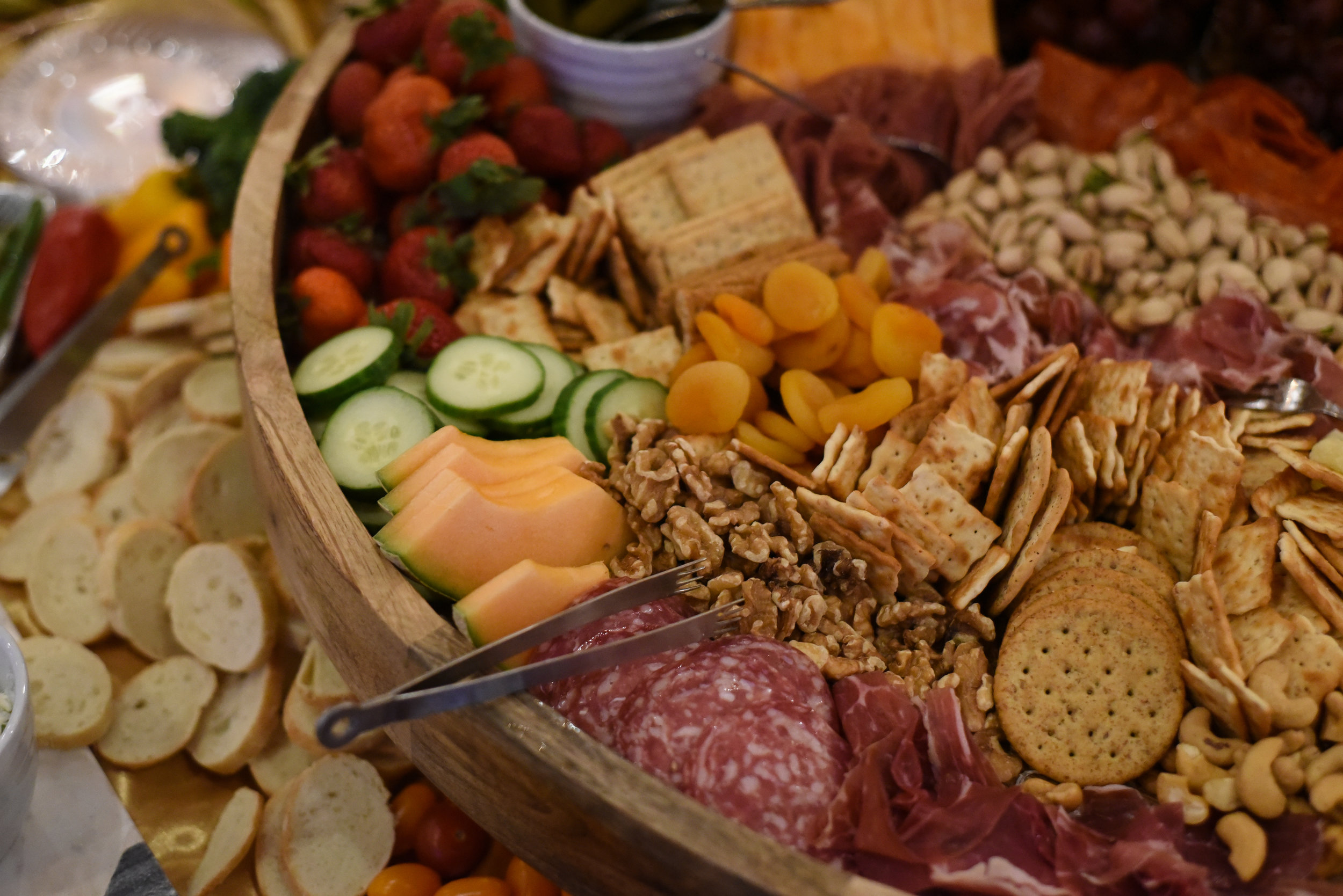 Charcuterie by Gigi's Creations; Photo by Sonder Photography
