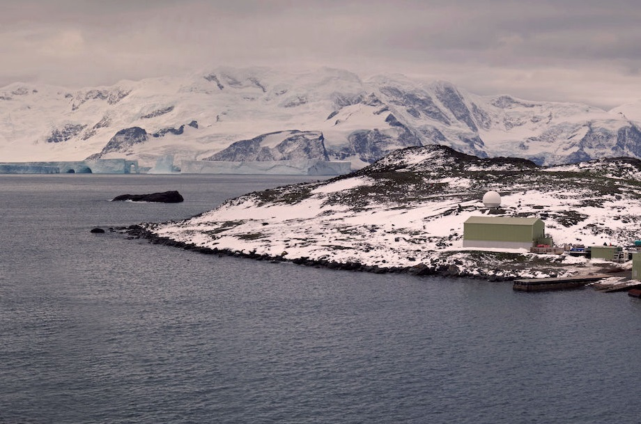 Signy Island Research Station, Antarctica, © JESAMINE BARTLETT