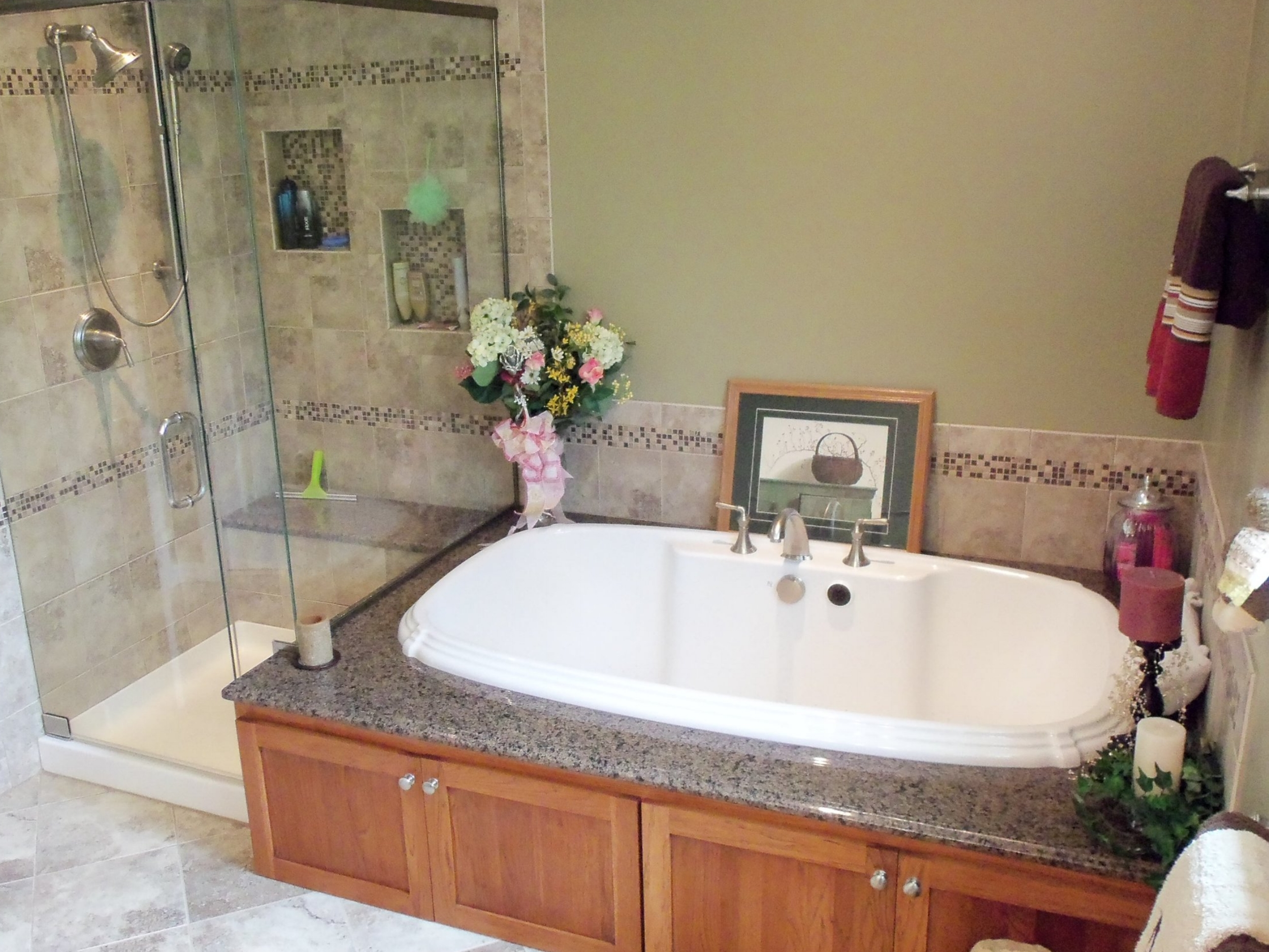 Bathroom Remodel -Massachusetts and New Hampshire - BPI - Westford