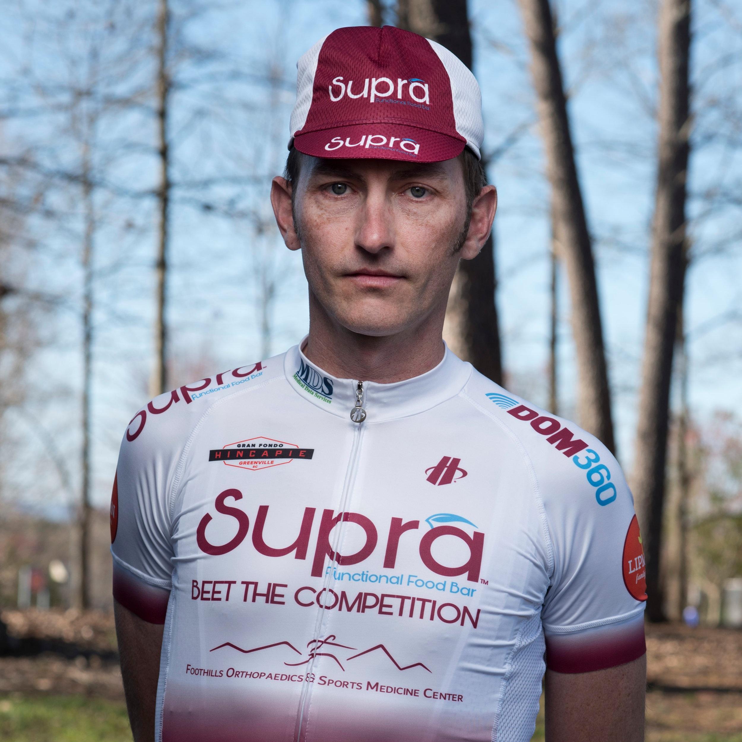 Andrew Crater - Team Director -