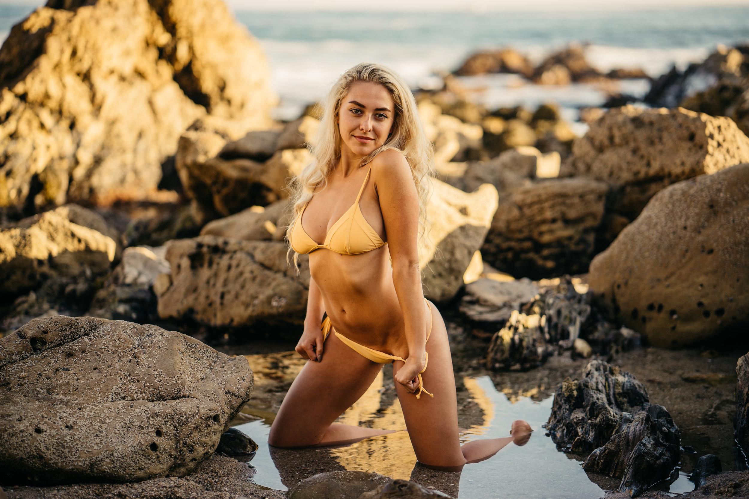 @b_sanmiguel  Little Corona Beach - Corona Del Mar, CALIFORNIA