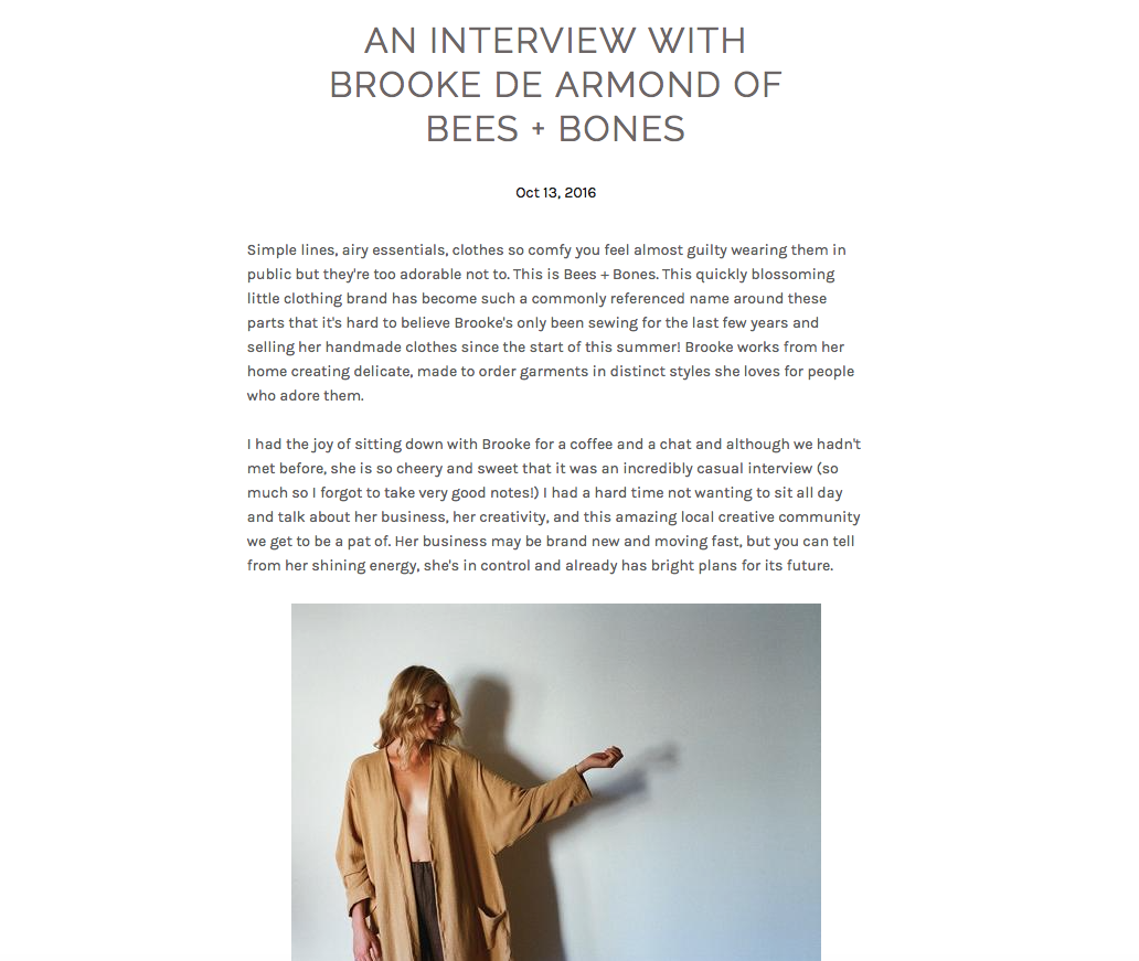 PICOT INTERVIEW