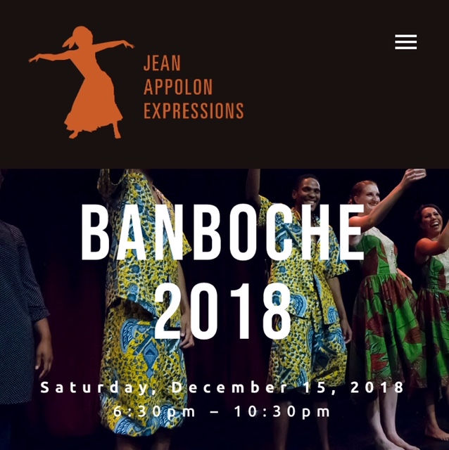 "Banboche 2018 - In Haiti, a grand celebration full of fun and spunk is called ""Banboche."" KADOKÉLÉ is excited to join JAE's second annual Banboche on Saturday December 15, 2018 atArts at the Armory from 6:30 -10:30191 Highland AveSomerville, MA 02143Come in numbers to celebrate with us and kick off the holidays!"
