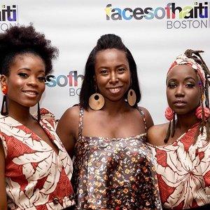 FACES OF HAITI BOSTON - @kadokele X @facesofhaiti FASHION EXHIBITModel: @lameredayden | @jadoreeee__ Makeup: @rosehjoseph Creative director: @artfullyfrance Photography: @camyphotograffyCollection: BOTANIK