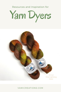 Yarn Dyeing Resources and Inspiration