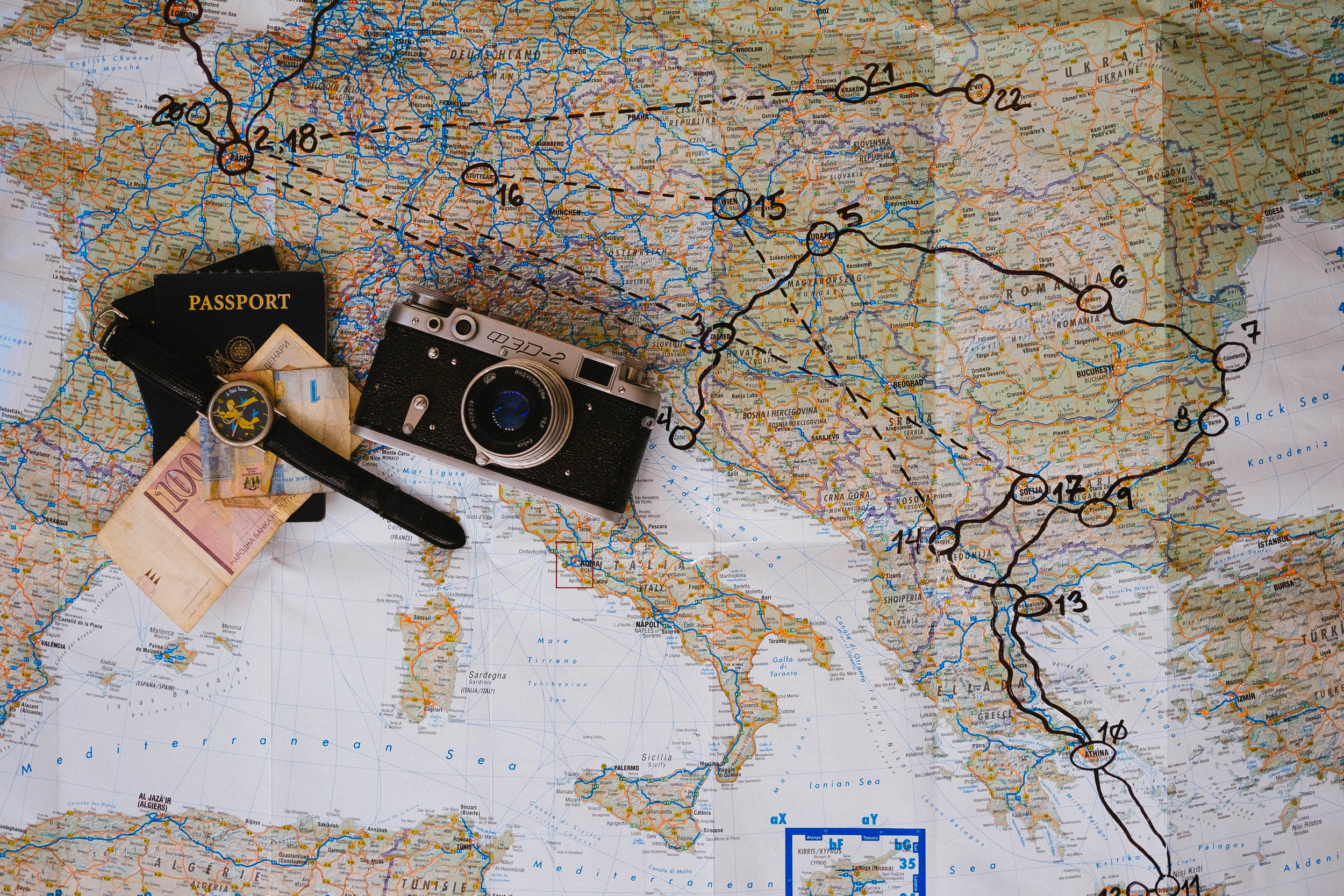 Blogging in Europe