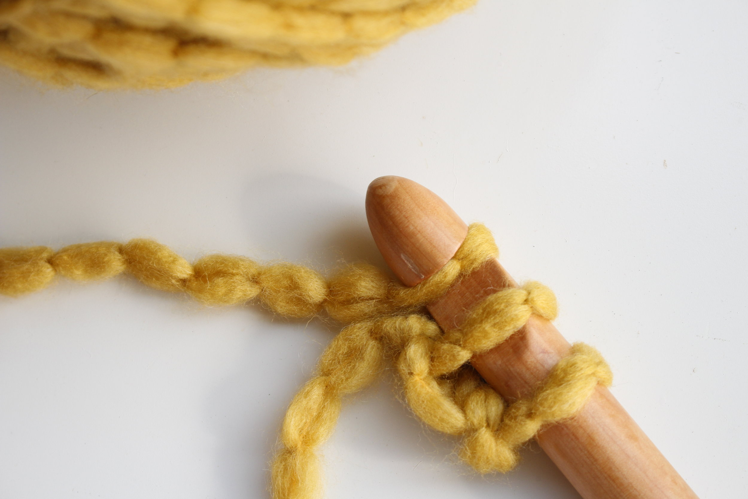 Foundational Single Crochet Tutorial