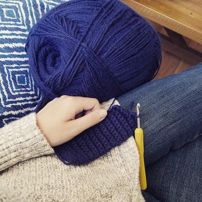 Fiber and Fern Crochet