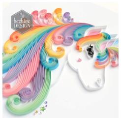 The Beehive Design's gorgeous unicorn