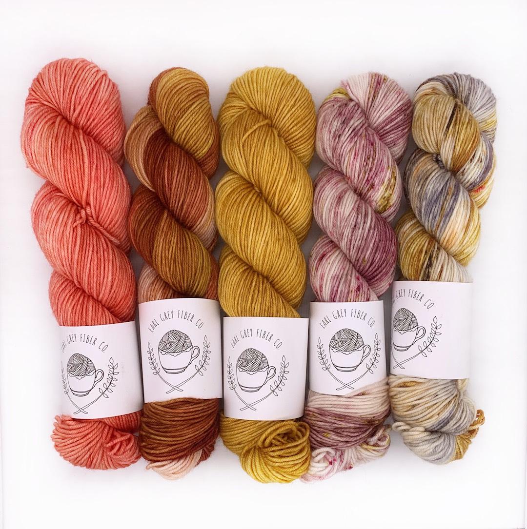 Yarn Dyeing with Needle Rebellion