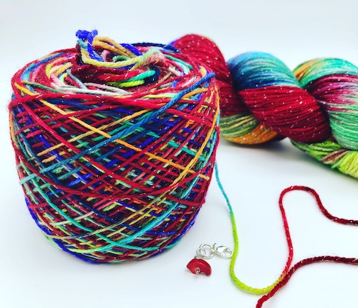 Yarn Dyeing with HighFiberArtz