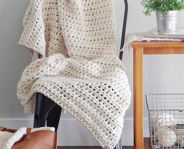 Twisted Arrow Designs Cuddle Up Blanket