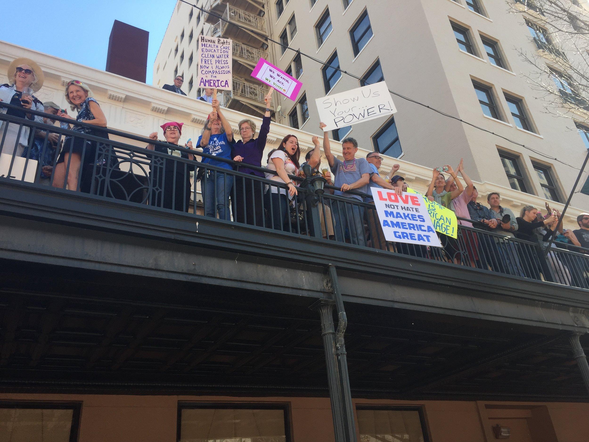 Women's March ATX