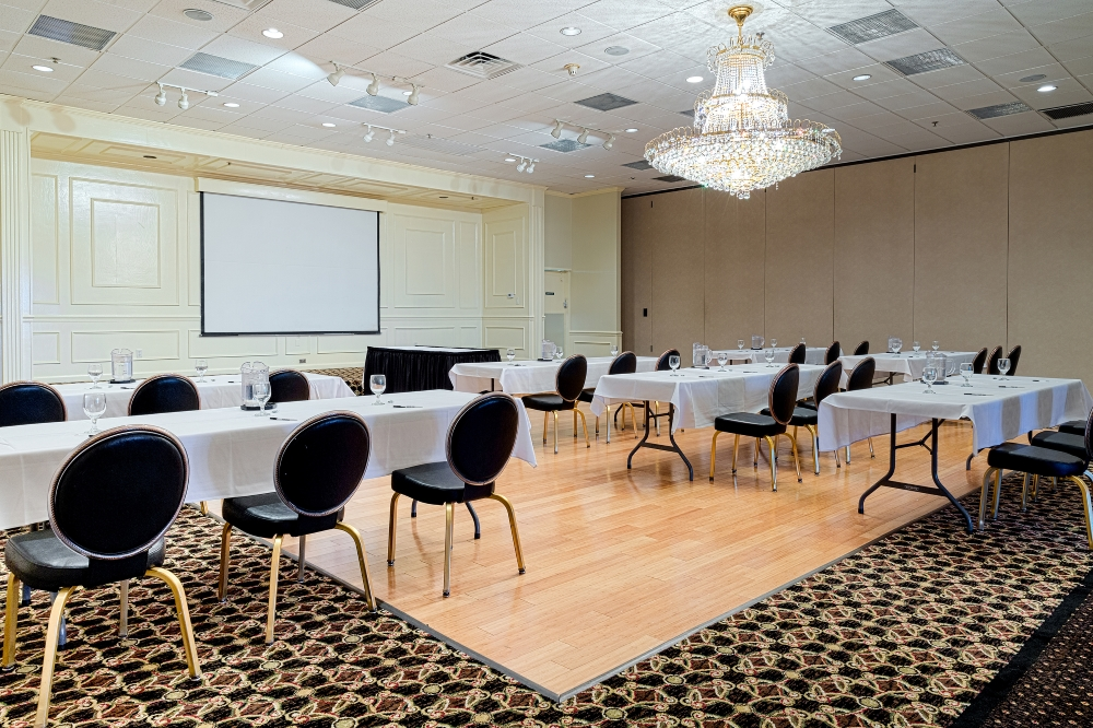 Finding the right venue helps further your marketing and branding strategy. (Business and Conference Training, 2016)