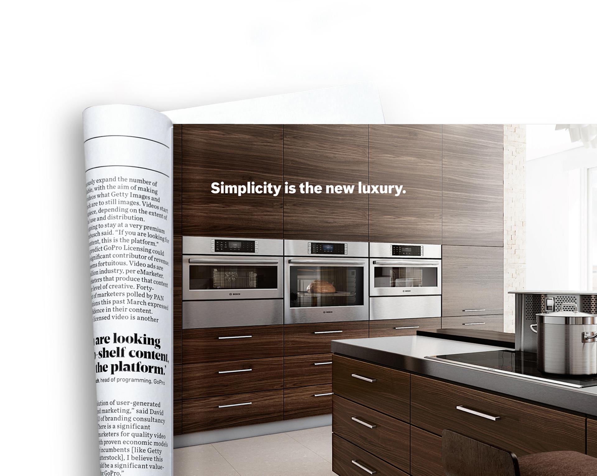Bosch - PRINT, DIGITAL, ADVERTISING