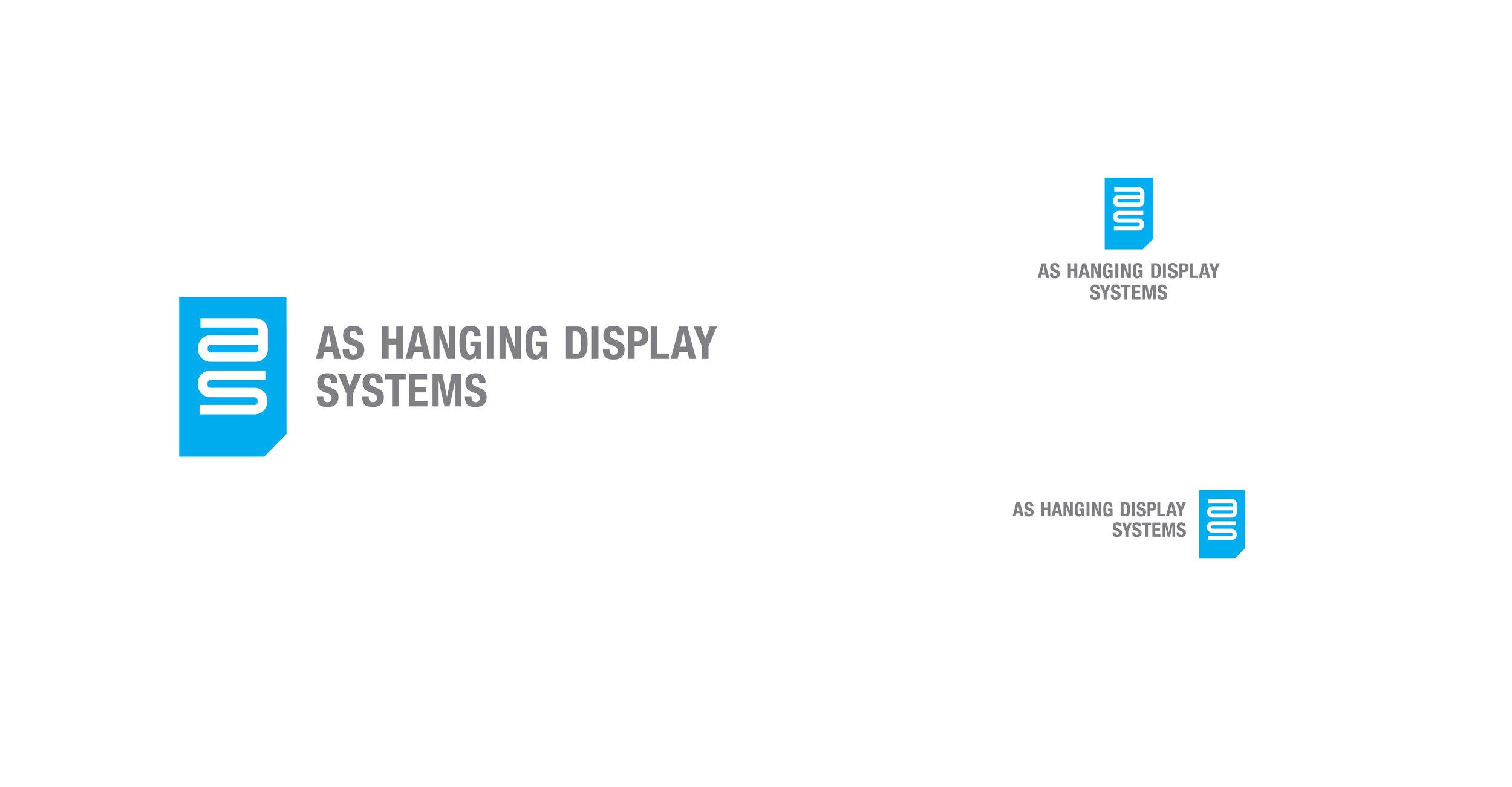LOGO DESIGN | professional display company | sleek modern branding