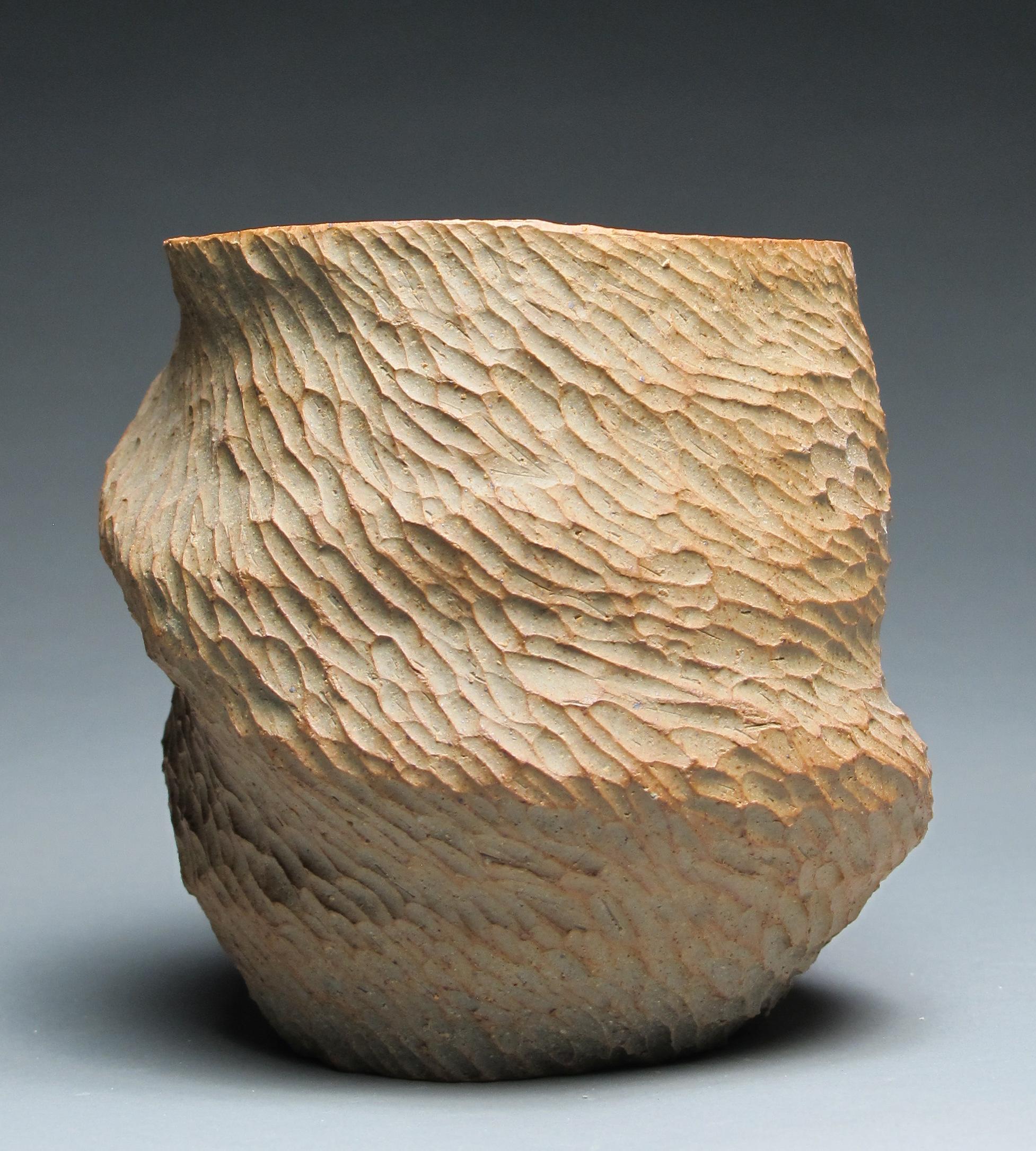 carved vessel, 2013