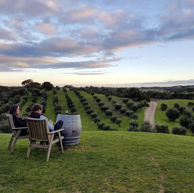 the cups estate winery mornington peninsula