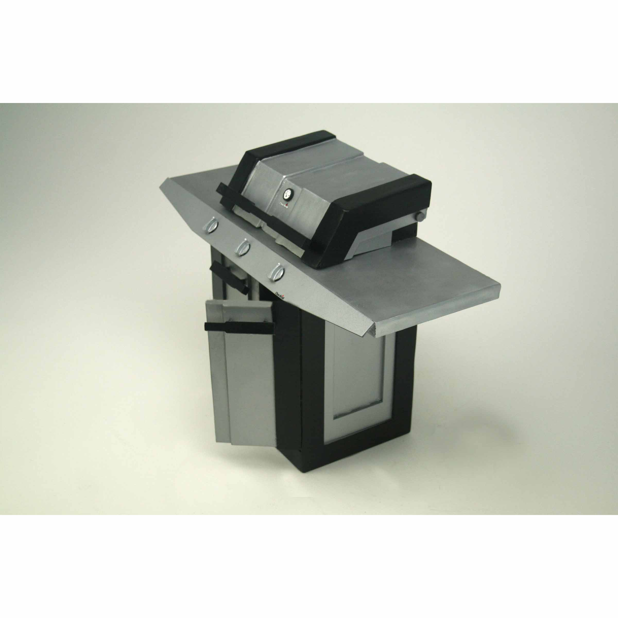 Char-Broil - A redesign of grills to appear as more rugged and durable.
