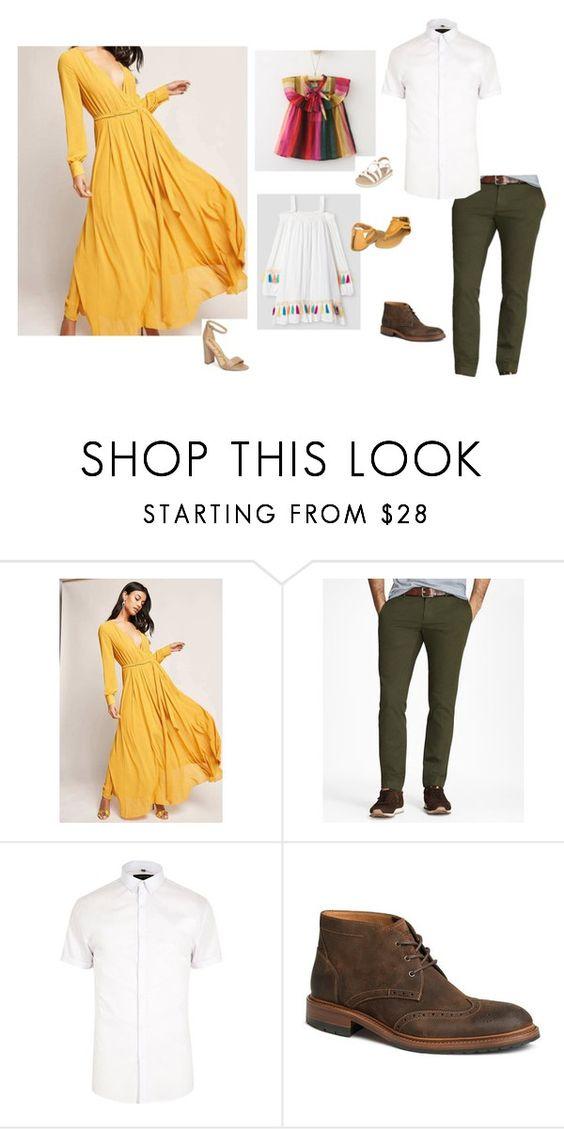 Styled Set Yellow Dress