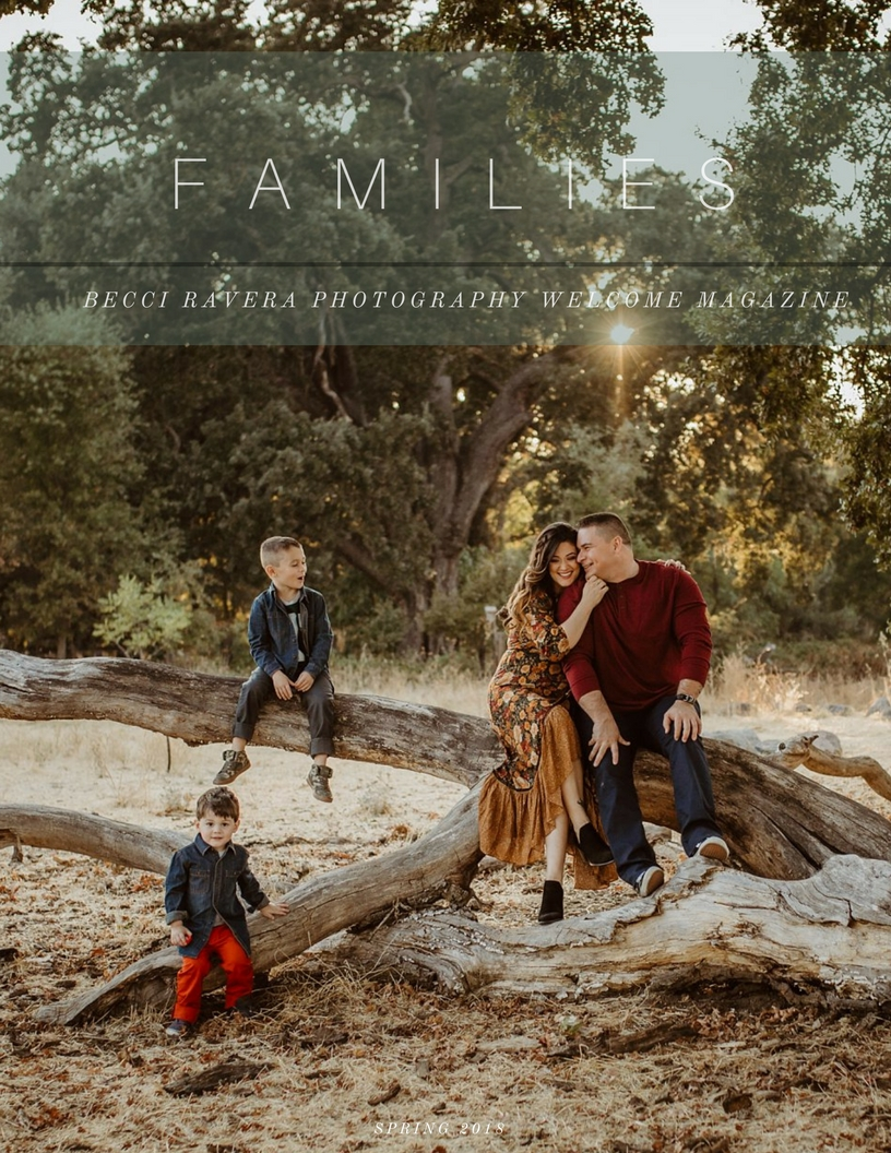 FAMILY WELCOME MAGAZINE