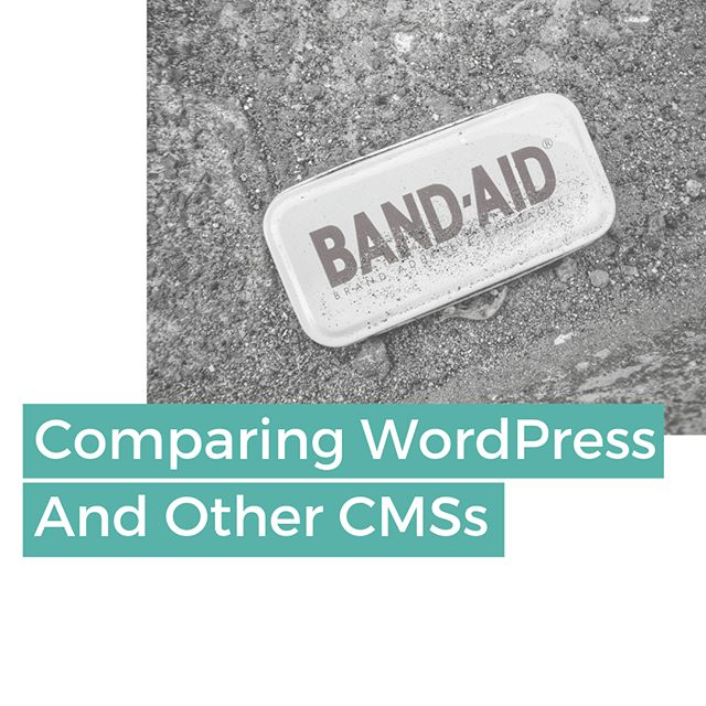 """""""Why should we use a Squarespace or Hubspot as a CMS when WordPress allows us to do everything and is cheaper?"""" . . It's a good question, and the answer is.... . . . Click the link in bio to find out. ✅✅"""