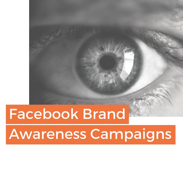 What's one simple and straightforward strategy for improving your Brand Awareness using Facebook? . . A Brand Awareness Campaign is a good idea to create if your brand is just starting out or, maybe you already have a small consumer base, however, would like to expand on this number. Perhaps you might not even have a target audience yet, but would like to start scouting consumers you think would be suitable. . . To learn more about Brand Awareness Campaigns and how to effectively implement them into your digital marketing strategy, click the link in bio.